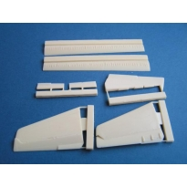 S-3A Viking: Control surfaces (1:72)