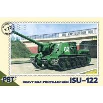Heavy Self-propelled Gun ISU-122 (1:72)