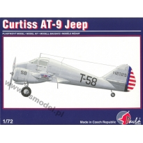 Curtiss AT-9 Jeep (1:72)