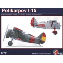 Polikarpov I-15 (1:72)