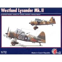 Westland Lysander Mk.II (1:72)
