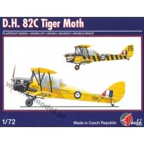 D.H. 82C Tiger Moth (1:72)