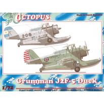 Grumman J2F-5/6 Duck (1:72)