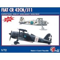 Fiat C.R.42CN/J11 (1:72)