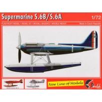 Supermarine S.6B (1:72)