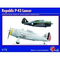 Republic P-43 Lancer (1:72)