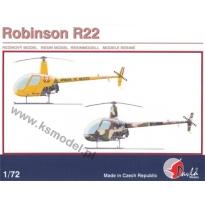 Robinson R22 Beta II (1:72)