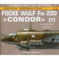 """Focke Wulf Fw 200 """"Condor"""" (cz.I)"""