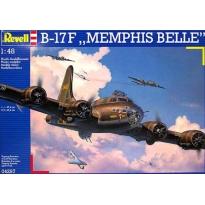 B-17F Memphis Belle (1:48)
