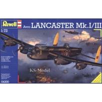 Lancaster B Mk.I/III (1:72)