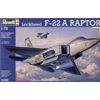 Lockheed F-22 A Raptor (1:72)