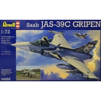 Saab JAS-39C Gripen (1:72)