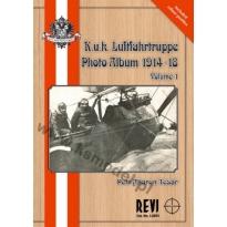 K.u.K. Luftfahrtruppe Photo Album 1914-18 vol.I