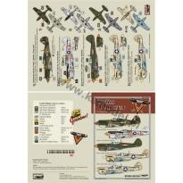 Curtiss P-40 C/E/N (1:72)