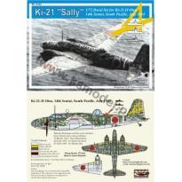 Ki-21 Sally (1:72)