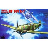 """Bf 109E-1 """"Wrzesień 1939"""" (1:72)"""