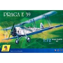 Praga E-39 Czechoslovakia (1:72)