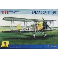 Praga E-39 Czechoslovakia - Luftwaffe (1:72)