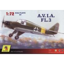 A.V.I.A. Fl 3 - zamknięta kabina (1:72)