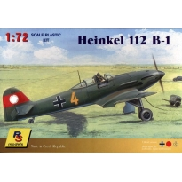 Heinkel 112 B-1 (1:72)