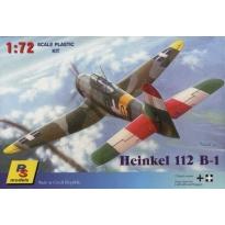 Heinkel 112 B-2 (1:72)