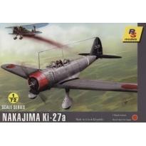 Nakajima Ki-27 a (1:72)