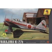 Nakajima Ki-27 b (1:72)