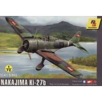 Nakajima Ki-27 b Thailand (1:72)