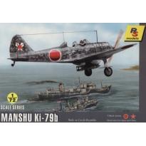 Manshu Ki-79 b Kamikaze (1:72)