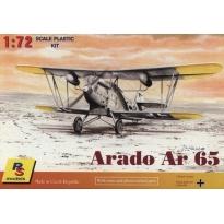 Arado Ar-65 Luftwaffe (1:72)