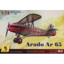 Arado Ar-65 Bulgaria (1:72)