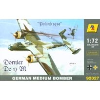 Dornier Do 17 M Early War (1:72)