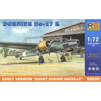Dornier Do 17 K (1:72)