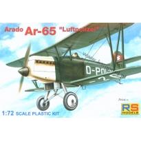 Arado Ar-65 Luftpolizei (1:72)
