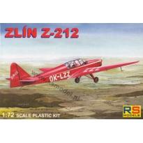 Zlin Z-212 (1:72)