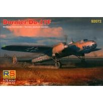 Dornier Do 17F (1:72)