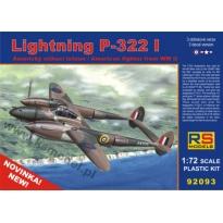 Lightning P-322 I (1:72)