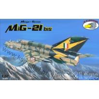 "Mikoyan-Gurevich MiG-21bis ""Indian Air Force"" (1:72)"