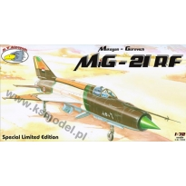 Mikoyan-Gurevich MiG-21 RF - Special Limited Edition (1:72)