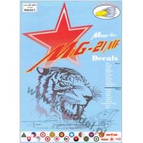MiG-21 MF Vol. I ( (1:48)