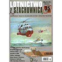 Lotnictwo z Szachownicą nr.35