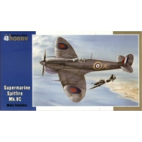 "Spitfire Mk.Vc ""Malta Defenders"" (1:48)"