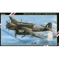 "DAP Beaufort Mk.VIII ""In RAAF Service"" (1:72)"