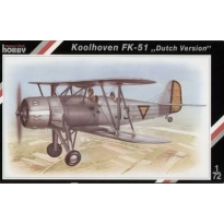 "Koolhoven FK-51 ""Dutch Version"" (1:72)"
