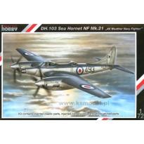De Havilland DH.103 Sea Hornet NF. Mk.21 (1:72)