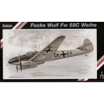 Focke Wulf Fw-58C Weihe (1:72)