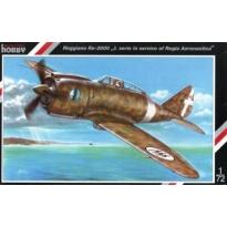 """Reggiane Re 2000 I. serie """"Regia Aeronautica"""" (1:72)"""