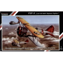"F3F-3 ""Last US Navy Fighter Biplane"" (1:72)"
