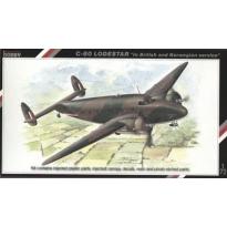 """C-60 Lodestar """"British and Norwegian"""" (1:72)"""