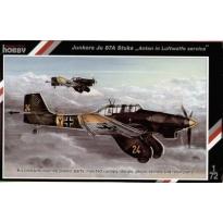"""Junkers Ju 87A Stuka """"Anton in Luftwaffe service"""" (1:72)"""
